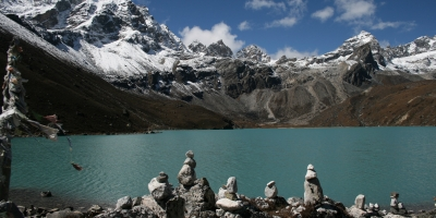 EBC Via Gokyo lake