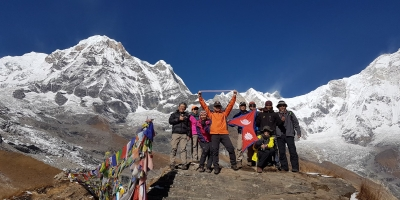 Annapurna Base Camp Trek-9 days