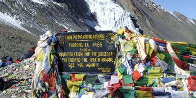 Annapurna Round / Circuit Trek With Tilicho Lake