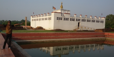 Visit Lumbini from Chitwan
