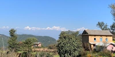 Luxury Balthali village Trek from Nagarkot