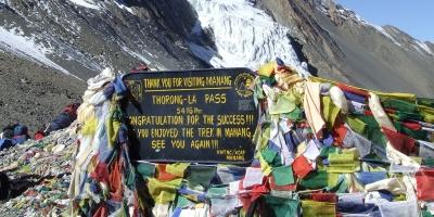Annapurna Round / Circuit Trek With Tilicho Lake