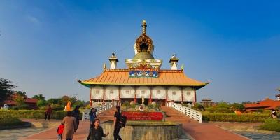 Visit Lumbini from Pokhara